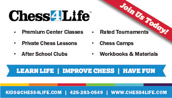 Chess4Life business card